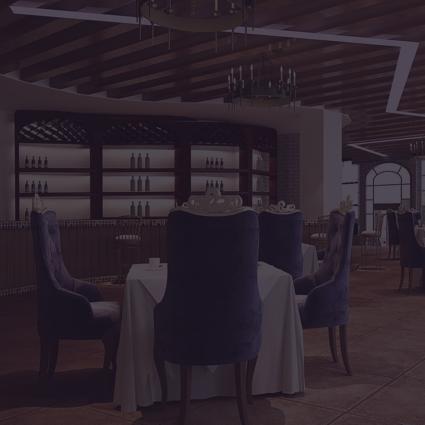 Ресторан премиум класса
